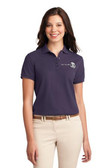Shown is the L500W Ladies Port Authority® Polo from Cool School Studios.