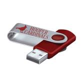 Shown is USB 2.0 Swing Drive - 4 GB (Cool School Studios 08003).