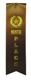 Shown is Nineth Place Ribbon (Cool School Studios 090015).