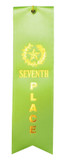 Shown is Seventh Place Ribbon (Cool School Studios 090013).