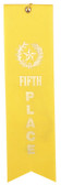 Shown is Fifth Place Ribbon (Cool School Studios 090011).