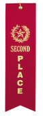 Shown is Second Place Ribbon (Cool School Studios 090008).