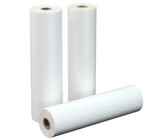 """Lamination Film, 3.0 mil thick, 25"""" wide x 250' long with 1"""" core (Cool School Studios 12003)."""