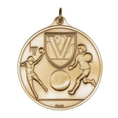 F Basketball - 400 Series Medal - Priced Each Starting at 12