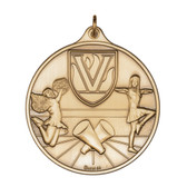 Cheerleading - 400 Series Medal - Priced Each Starting at 12