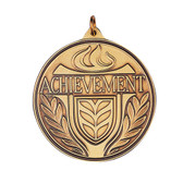Achievement - 500 Series Medal - Priced Each Starting at 12