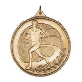 M Cross Country - 500 Series Medal - Priced Each Starting at 12