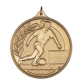F Soccer - 500 Series Medal - Priced Each Starting at 12