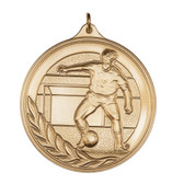 M Soccer - 500 Series Medal - Priced Each Starting at 12