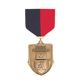Red & Black Medal Pin Drapes - Priced Each Starting at 12