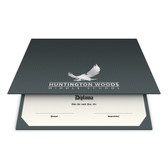 Shown is custom diploma certificate cover (Cool School Studios 01315).