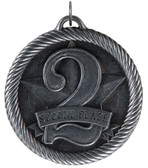 Second Place - Value Medal - Silver Only - Priced Each Starting at 12