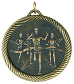 0943 Cross Country Value Medal from Cool School Studios.