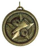 0947 Cheerleader Value Medal from Cool School Studios.