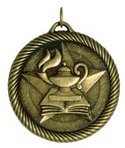 Lamp of Knowledge - Value Medal - Priced Each Starting at 12