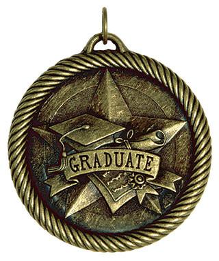 0957 Graduate Value Medal from Cool School Studios.