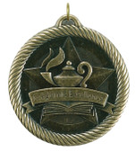 0959 Academic Excellence Value Medal from Cool School Studios.