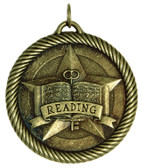 Reading Award - Value Medal - Priced Each Starting at 12