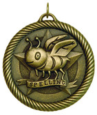 Spelling Bee - Value Medal - Priced Each Starting at 12