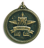 0970 A Honor Roll Value Medal from Cool School Studios.