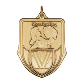 F Cheerleading - 100 Series Medal - Priced Each Starting at 12