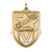 Character - 100 Series Medal - Priced Each Starting at 12