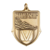 Citizenship - 100 Series Medal - Priced Each Starting at 12