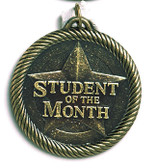 Student of the Month - Value Medal - Priced Each Starting at 12