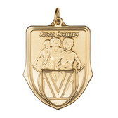 F Cross Country - 100 Series Medal - Priced Each Starting at 12