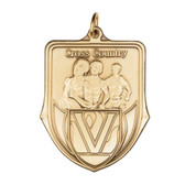 M Cross Country - 100 Series Medal - Priced Each Starting at 12