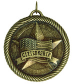 0994 Citizenship Value Medal from Cool School Studios.