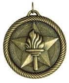 Torch - Value Medal - Priced Each Starting at 12