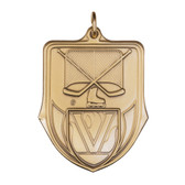 Inline Hockey Player - 100 Series Medal - Priced Each Starting at 12