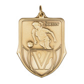 F Soccer - 100 Series Medal - Priced Each Starting at 12