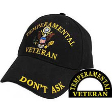 Temperamental Veteran Hat