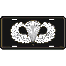 License Plate - Army A/B Wing