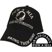 POW MIA, Not Forgotten Hat