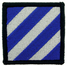 "Patch - 3rd Inf Div (3"")"
