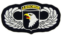 "Patch - 101st A/B (4-1/8"")"
