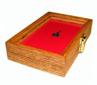 7 x 9 x 2 Wood Display Case