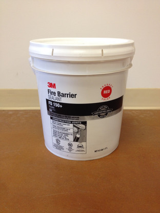 Buy 3m fd 150 firestop at masonry direct for Fireproof vapor barrier