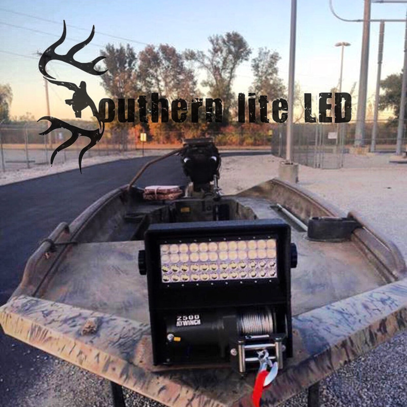 SLL Boat Light with WIDE  (GEN1.2 Winch Housing)