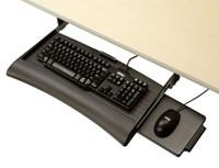 Adjustable Keyboard Trays