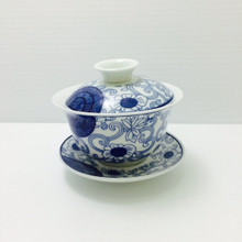 Chinese brew cup (Gaiwan)
