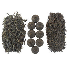 Pu-erh Tea Sampler