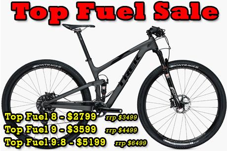 Trek Top Fuel Sale