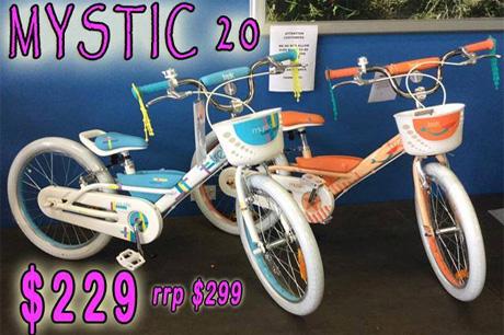 Trek Mystic 20 on sale now