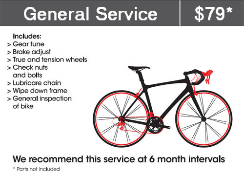 General Service $79