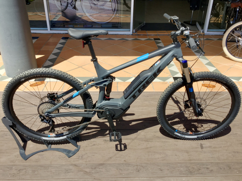 Trek Powerfly Fs 5 Bikeworx Com Au
