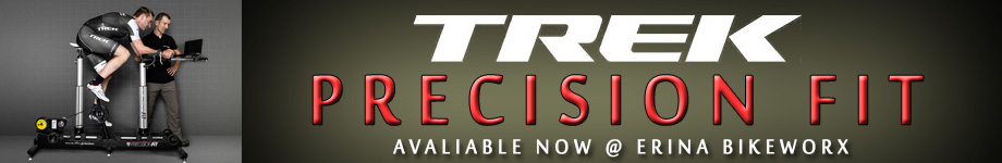 TREK Precision Fit System now at Erina Bikeworx